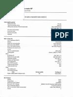 HP 5820 Configuração de Rede