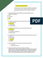 EVALUACION DIANOSTICA INFORMATICA 2
