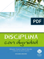 Disciplina Con Dignidad 2a Ed