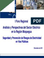 Tema 3. Seguridad y Prevencios Riesgos Electricos