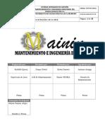 Pets-mt-150-01 Mantenimiento de Filtros Prensa. Rev. 2