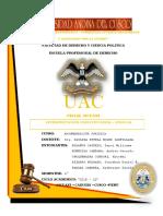 Trabajo Completo Interpretacion Constitucional Judicial