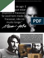 Steven Paul Jobs empreendedorismo
