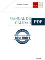 Manual de Calidad (Oficial)