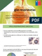 Patologías respiratorias
