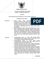 Kep.gub UMK Kab,Kota Jawa Timur 2019