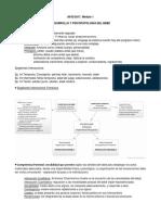 03- 6 Desarrollo y Psicopatología Del Bebé