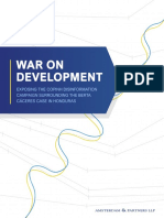 War on Development