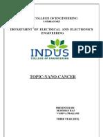 Nano Cancer 1