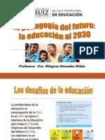 La Pedagogía Del Futuro