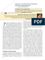 Polymer Nanocomposite-An Advance New Material for P&T Apps