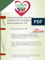 Humanização Em UTI