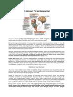 Sistem Saraf Otak Dengan Terapi Akupuntur