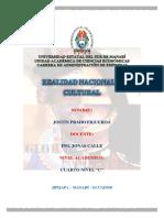 Consulta Realidad Nacional