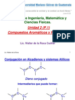 Unidad 2 (Aromaticos P.1 2S 2018 UMG)