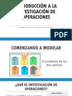 Introducción a La Investigación de Operaciones (2)