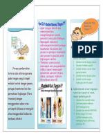 Microsoft Word - Leafleat Cuci Tangan