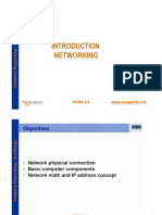 Ccna1 m1 Introduction to Networking