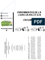 Apunte Fund de La Cs Pol Cat B