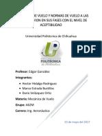 Aerodinámica y Actuaciones Del Avión (Carmona a.I)