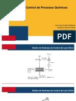 Lecture 8 Diseño de Proceso de Lazo Único (1)