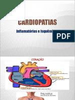 Cardiopatias isquêmicas (IAM E ANGINA) ATUALIZADO
