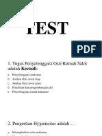 PRE TEST.pptx