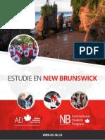 Study in NB Brochure Spanish