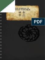 Second City - The Journal of Yogo Tanaka