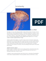 Jellyfish Christianity