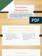 Documentos Administrativos -Ta Comunicacion II-huayllapuma Quispe Lizdian Denisse