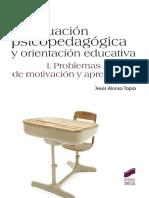 Evaluación psicopedagógica y orientación educativa. Vol. I - Jesús Alonso Tapia.pdf