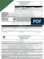 Reporte Proyecto Formativo - 1656009 - Formulacion de Un Plan Operati