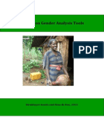 CASCAPE Manual Gender Analysis Tools FINAL1456840468