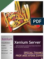 Xenium Server
