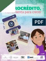 PRONAFIM (2018). Microcrédito, Una Herramienta Para Crecer