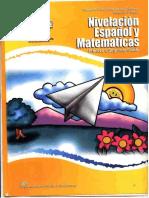Cuadernillo Pronales Nivelación Español y Matemáticas primero primaria.pdf