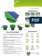 Solar Extractor Tech