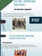 Evolución Del Derecho Penal Peruanozx