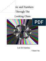Music and Numbers Through the Looking Glass by L Di Martino