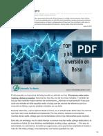 120 Webs y Blogs Sobre Bolsa