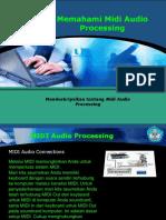 Menggabungkan Audio Ke Dalam Sajian Multimedia1