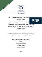 2016 Balta Infraestructura Para Cuartel