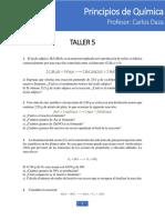 TALLER 5