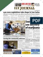 San Mateo Daily Journal 11-22-18 Edition