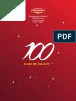 Annual Report Britannia 2018 Copy