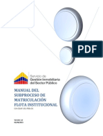 Matriculacion-Flota-Institucional