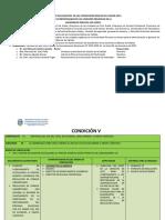 Formato Matrix Condicion V