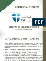 307248377 Clase n 1 Factores de La Comunicacion Ppt