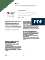 Multifuncional HP LaserJet Pro M426FDW (F6W15A)